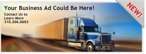 Advertise with the California Delivery Association